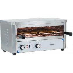 Toasteur à quartz - 2 niveaux - inox CASSELIN Toasters