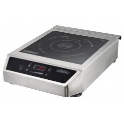 Plaque à induction 3500 W - tactile - inox CASSELIN Induction