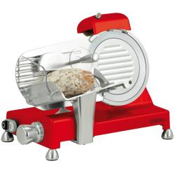 Trancheuse à jambon Ø 195 mm - rouge CASSELIN Trancheuses