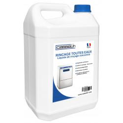 Produit de rinçage - 5 Litres - pour lave-vaisselle / lave-verres  CASSELIN Accessoires et pièces détachées