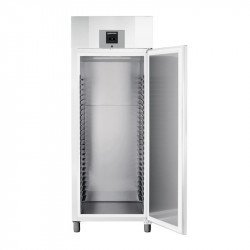 Armoire 856 L négative - cuve inox 600 x 800 mm - epoxy blanc Liebherr Armoires négatives (-18°C-22°C)