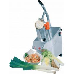 Robot coupe légumes - 5 disques - 270 tour / min - fonte d'aluminium L2G Coupe légumes