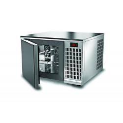 Cellule de refroidissement mixte 3 x GN 2/3 - 520 W - inox  EQUIPEMENT DIRECT Cellules de refroidissement