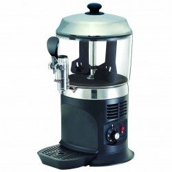 Distributeur 5 Litres de chocolat + robinet anti-gouttes L2G Distributeurs de chocolat chaud