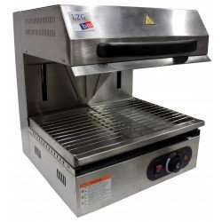 Salamandre mobile 3600 W - L 600 x P 520 x H 530 mm - inox EQUIPEMENT DIRECT Salamandres