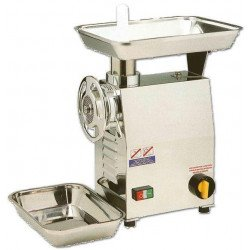 Hachoir simple 400 V - 2210 W - 600 Kg / h - inox