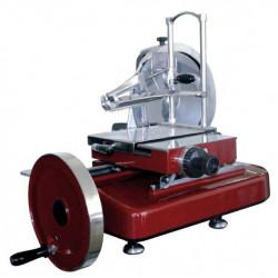 Trancheuse à l'ancienne / manuelle Ø 300 mm - Surface coupe : L 230 x H 190 mm