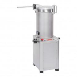 Poussoir hydraulique 25 litres - 1290 W - Piston inox / couvercle aluminium