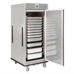 Armoire chauffante de maintien en température Buffalo 16 x GN 2/1 BUFFALO Etuves traiteurs