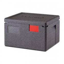 Conteneur EPP ouverture sur le dessus GN 1/2 Cambro 16,9 Litres EQUIPEMENT DIRECT Conteneurs transportables
