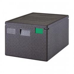Conteneur EPP 600 X 400 ouverture sur le dessus Cambro 80 litres EQUIPEMENT DIRECT Conteneurs transportables