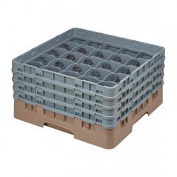 Casiers à verres 25 compartiments beige CAMBRO Accessoires et pièces détachées