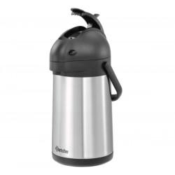 Cafetière thermos à pompe - 1,9L Bartscher Distributeurs de boissons chaudes
