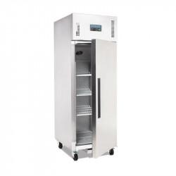 Congélateur PRO 1 porte inox 600 litres POLAR Armoires négatives (-18°C-22°C)