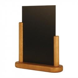 Elégantes ardoises de table - Surface : 210 x 150 mm noir - SECURIT TECK SECURIT Panneaux et ardoises
