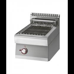 Grill-vapeur électrique, GN 1/2, 1 zones module DIAMOND Grills - Charcoals