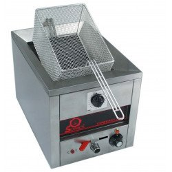 Friteuse simple - 400 V, 3500 W - 7 litres - COMPACT LINE 500
