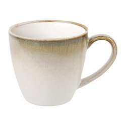 Lot de 6 tasses 230 ml, sable - BIRCH OLYMPIA Collection Birch