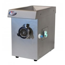 Hachoir de laboratoire 400 V - 1105 W - 350 Kg / h - inox  MATERIEL ALIMENTAIRE PRODUCTION Hachoirs