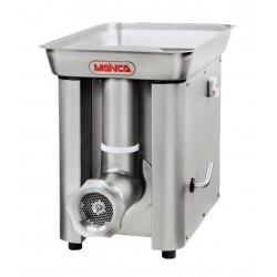 Hachoir double + protection - 400 V - 3700 W - 1150 Kg / h - inox  MATERIEL ALIMENTAIRE PRODUCTION Hachoirs