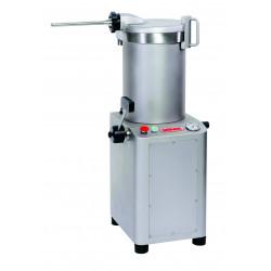 Poussoir hydraulique 50 litres - 1650 W - Tout inox  MATERIEL ALIMENTAIRE PRODUCTION Poussoirs à saucisses