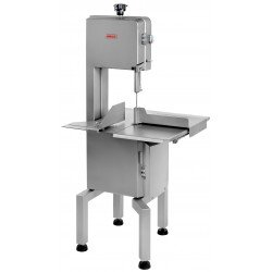 Scie à os 400 V - 2210 W - Surface coupe : L 635 x P 765 x H 351 mm - inox MATERIEL ALIMENTAIRE PRODUCTION Scies à os