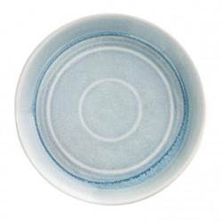 Lot de 4 bols ronds 900 ml, Ø 220 mm, bleu crystallin - cavolo OLYMPIA Collection Cavolo