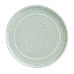 Lot de 6 assiettes plates Ø 180 mm, vert printanier - cavolo OLYMPIA Collection Cavolo