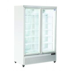 Armoire négative vitrée 1080 litres 2 portes COOL HEAD Armoires vitrées