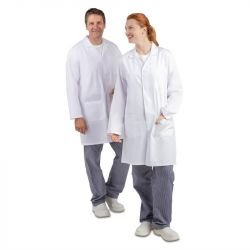 Blouse mixte blanche - Taille XL WHITES CHEFS APPAREL Tenues