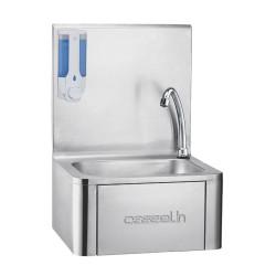 Lave-mains à commande fémorale