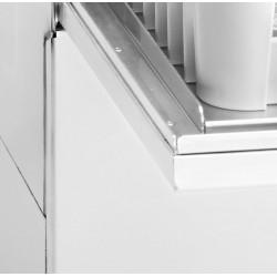 Lave-vaisselle 500 + adoucisseur + pompe de vidange intégrés