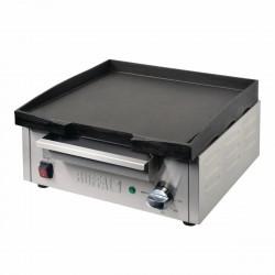 Plaque de cuisson électrique 2,8 Kw - 380x385mm BUFFALO Planchas