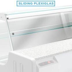 Plexiglass pour vitrine Orleans
