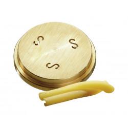 Matrice pâtes Caserecce Ø9x5mm