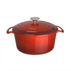 Cocotte ronde rouge Vogue - 3.2L 205mm ?