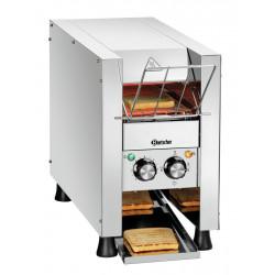 Convoyeur à toasts, 1000 W, inox poli, MINI-XS Bartscher Toasters