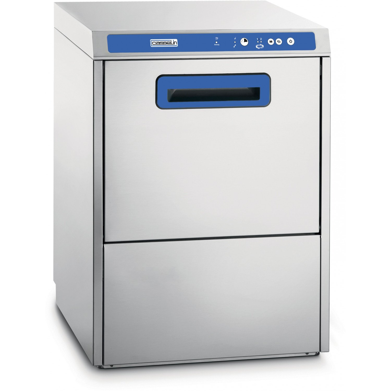 Lave-vaiselle Double paroi + adoucisseur + pompe de vidange intégrés CASSELIN Laves-Vaisselles Pro