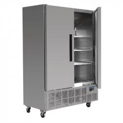 Armoire réfrigérée positive 2 portes inox 960 litres