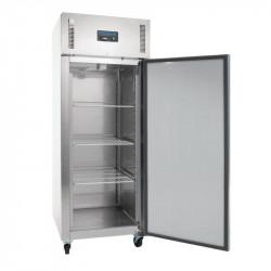 Réfrigérateur PRO 1 porte tout inox 650 litres