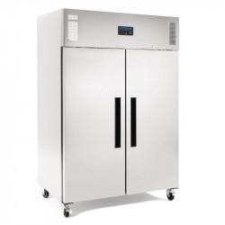 Armoire réfrigérée 1200 Litres positive 2 portes inox POLAR Armoires positives (+1°C+6°C)