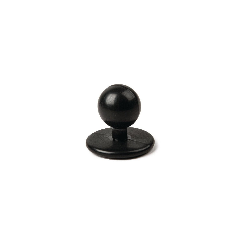 Boutons amovibles noirs de rechange (12 pces) EQUIPEMENT DIRECT Vestes et chemises
