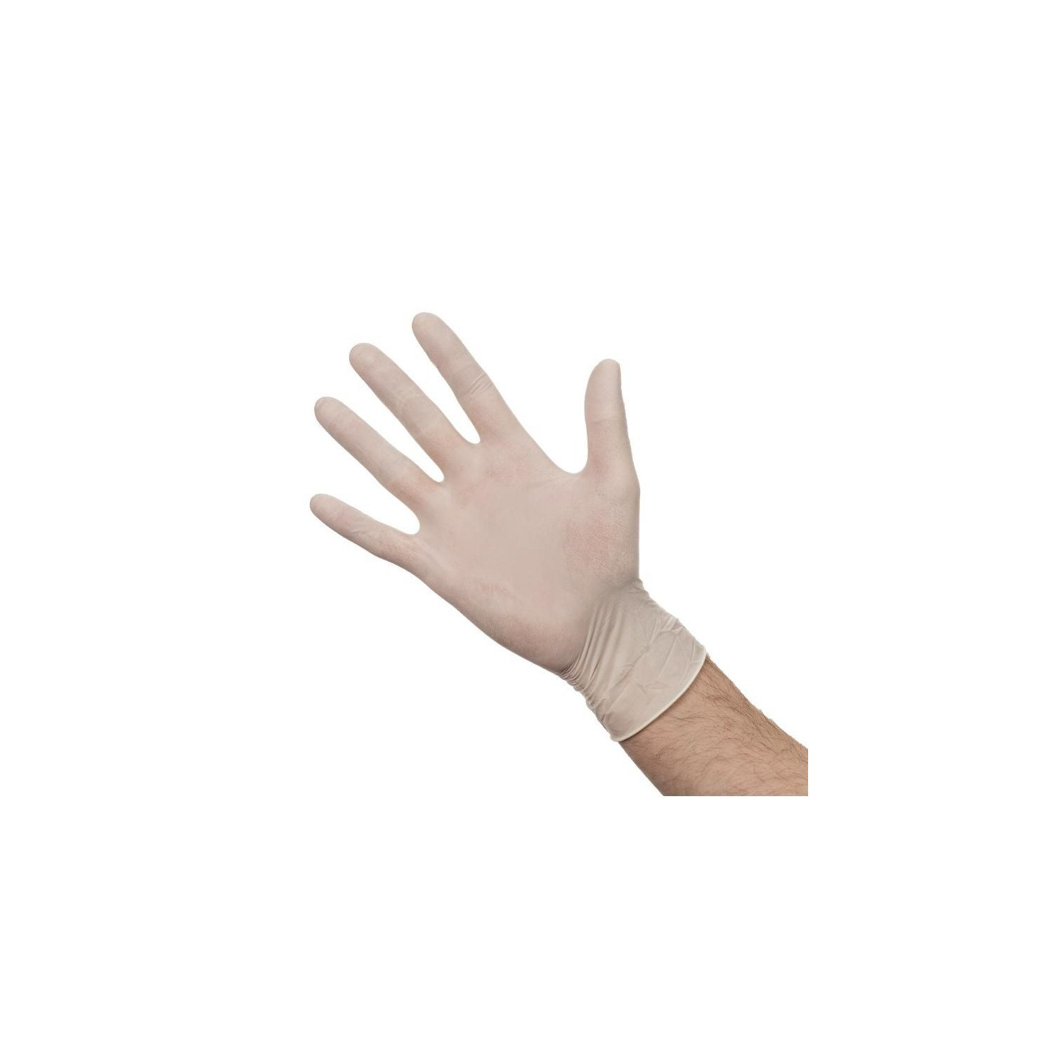 Gants latex S (100 pces) EQUIPEMENT DIRECT Nisbets Vêtements