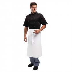 Tablier Chef standard 76x91cm WHITES CHEFS APPAREL Tabliers