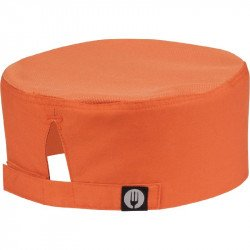 Calot Cool Vent orange taille unique