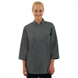 Veste Chef grise Chef Works