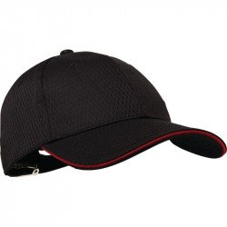 Casquette Cool Vent baseball Chef Works rouge taille unique