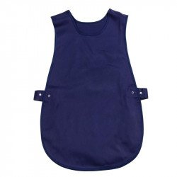 Tablier chasuble Bleu marine - Taille S