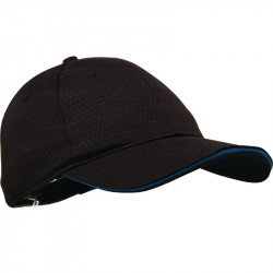 Casquette Cool Vent baseball Chef Works bleue taille unique