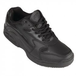 Shoes For Crews Ladies Stay Grounded Leather Trainer - Size 38